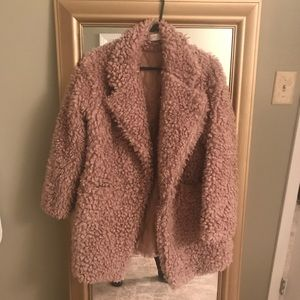Paisie Teddy Bear fur Coat
